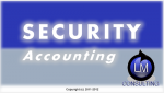 Security Accounting